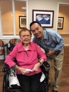 Rosemary K. and Dr. Richard Nguyen