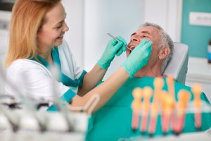 Home Care Dentist San Bernardino County